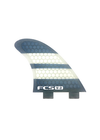 FCS V2 PC Medium Tri Fin Set