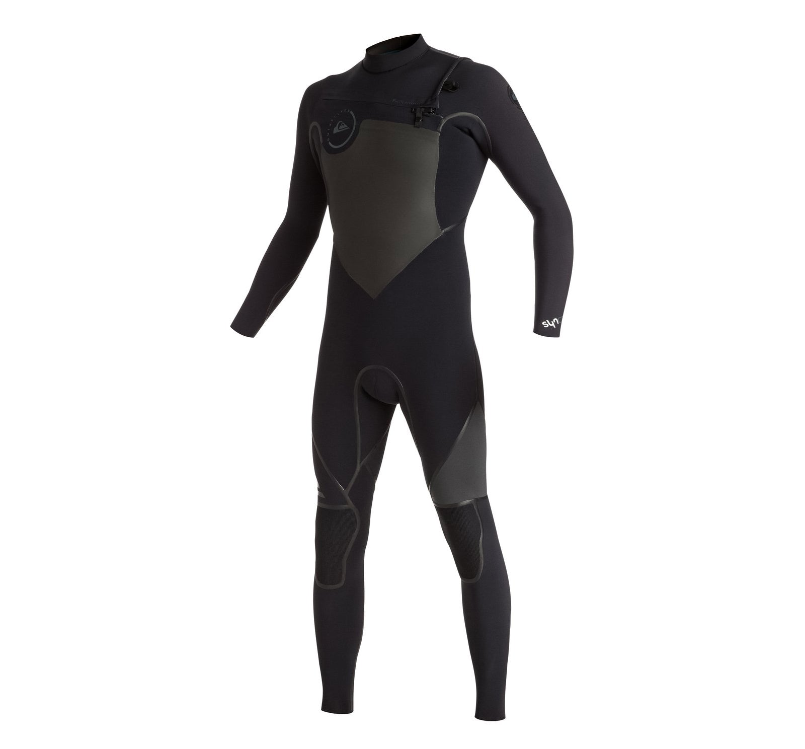 Quiksilver Syncro Plus 3/2 Chest Zip Men's Fullsuit Wetsuit