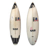Channel Islands Rookie MJS 5'8 x 18 1/8 x 2 1/8 Used Surfboard (Custom for John Mel)