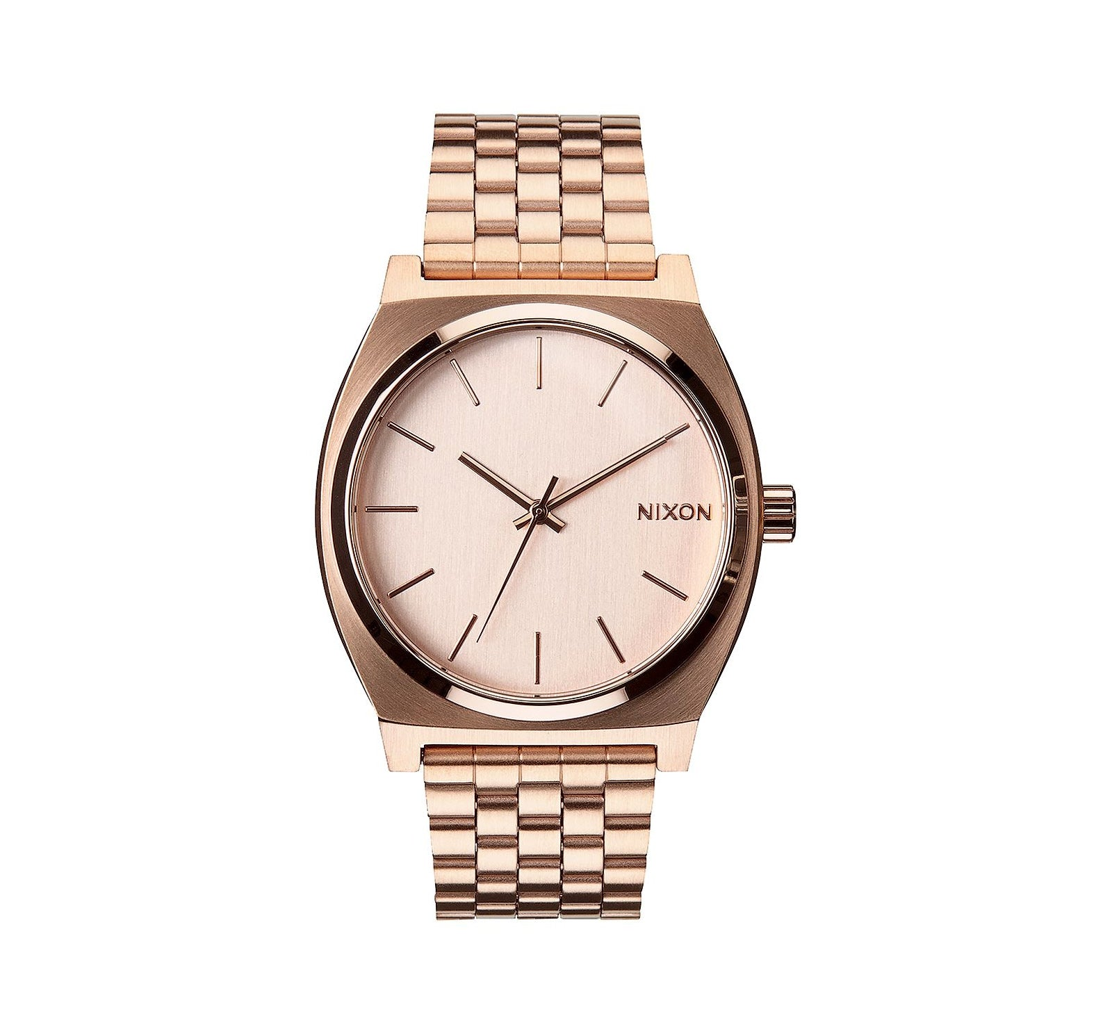 Nixon Time Teller Women's Watch - All Rose Gold