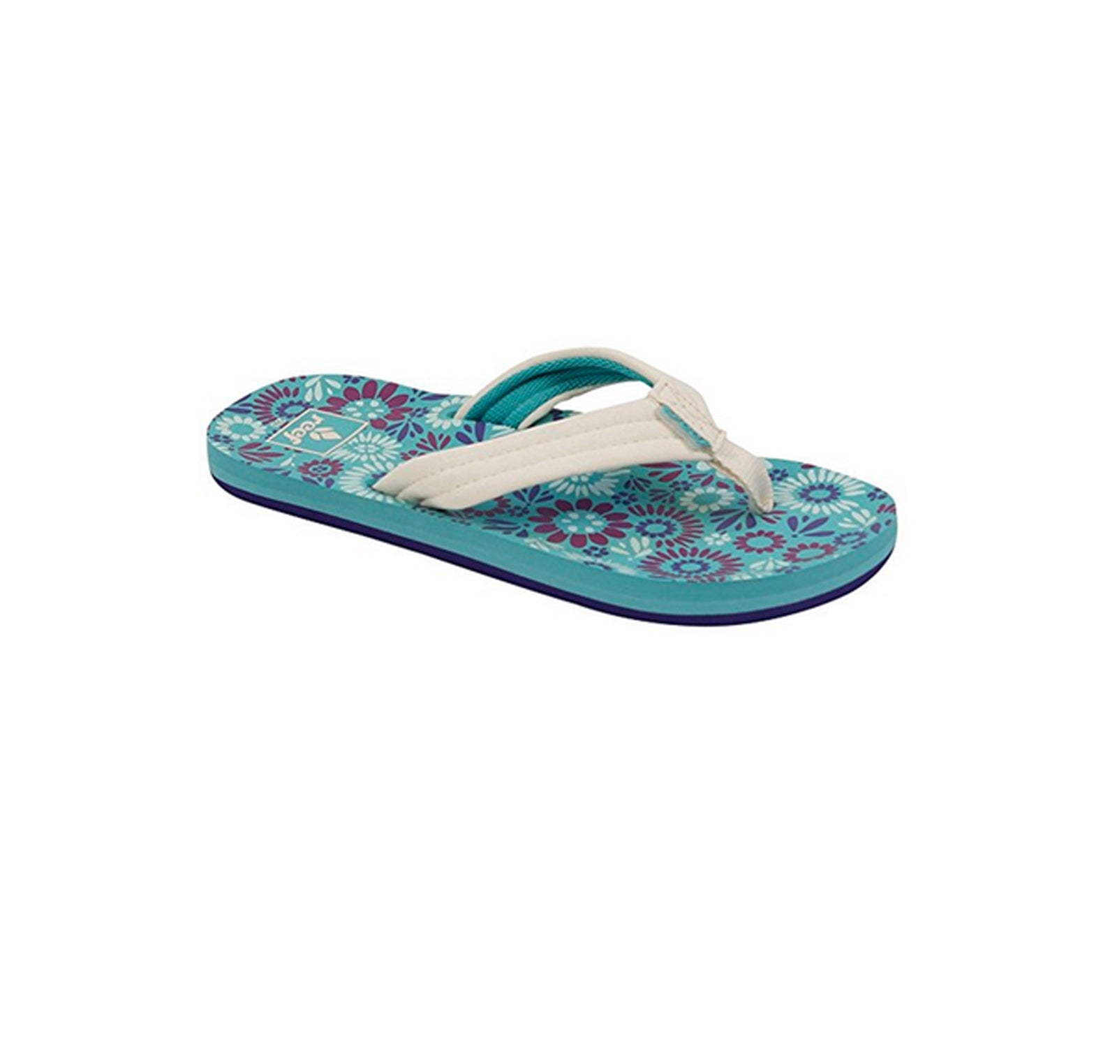 Reef Little Ahi Youth Girl's Sandals