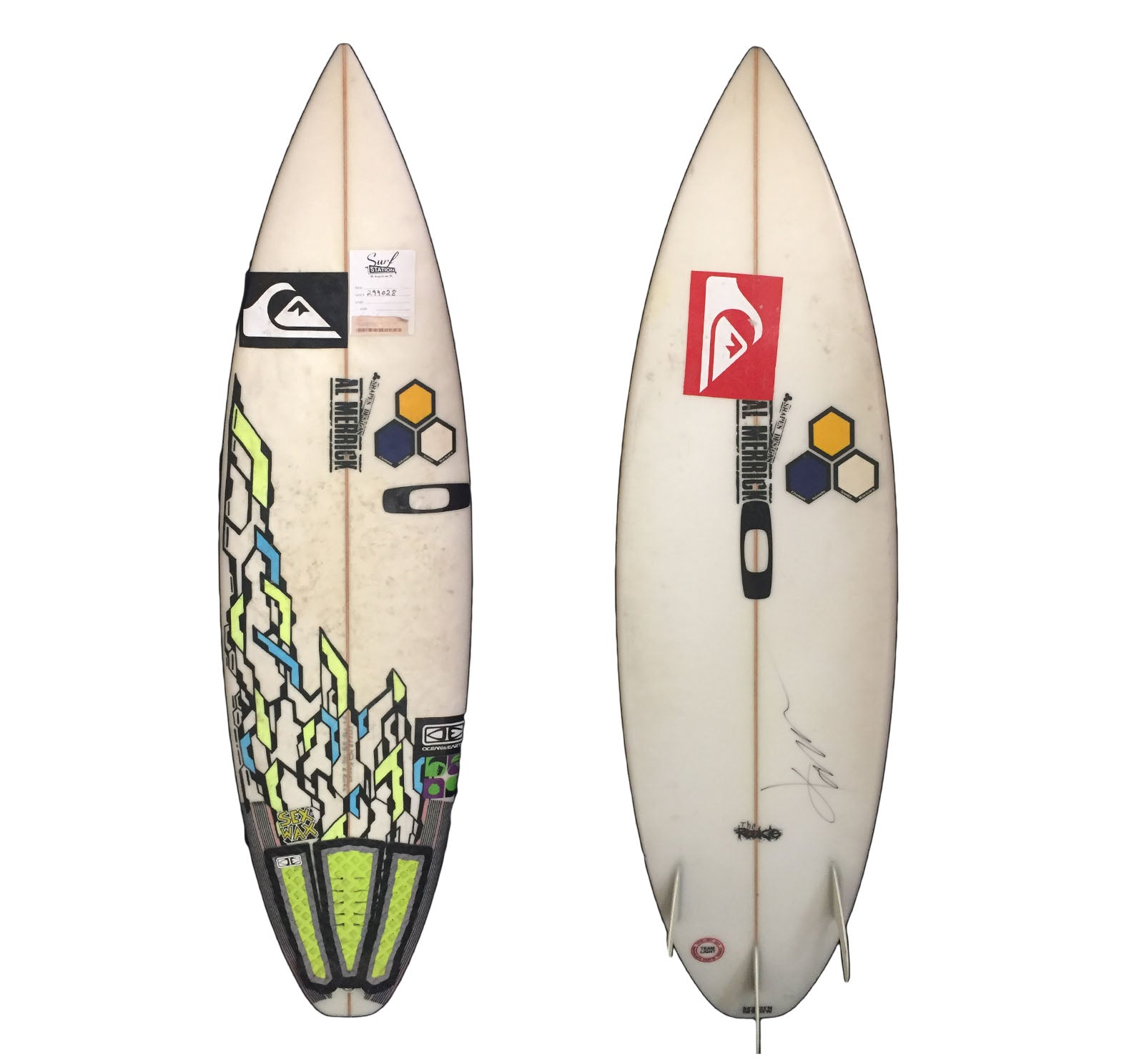 Channel Islands Rookie 5'4 Collector Surfboard