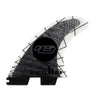 FCS II Hayden Shapes PC Carbon Large Tri Fin Set