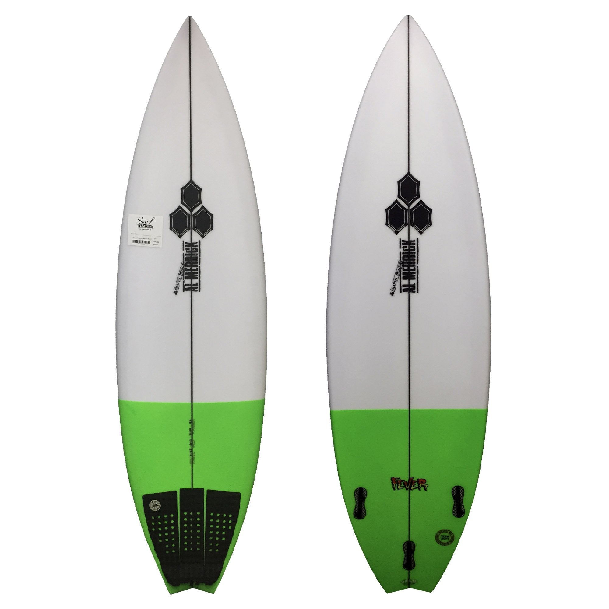 Channel Islands Fever Discount Surfboard