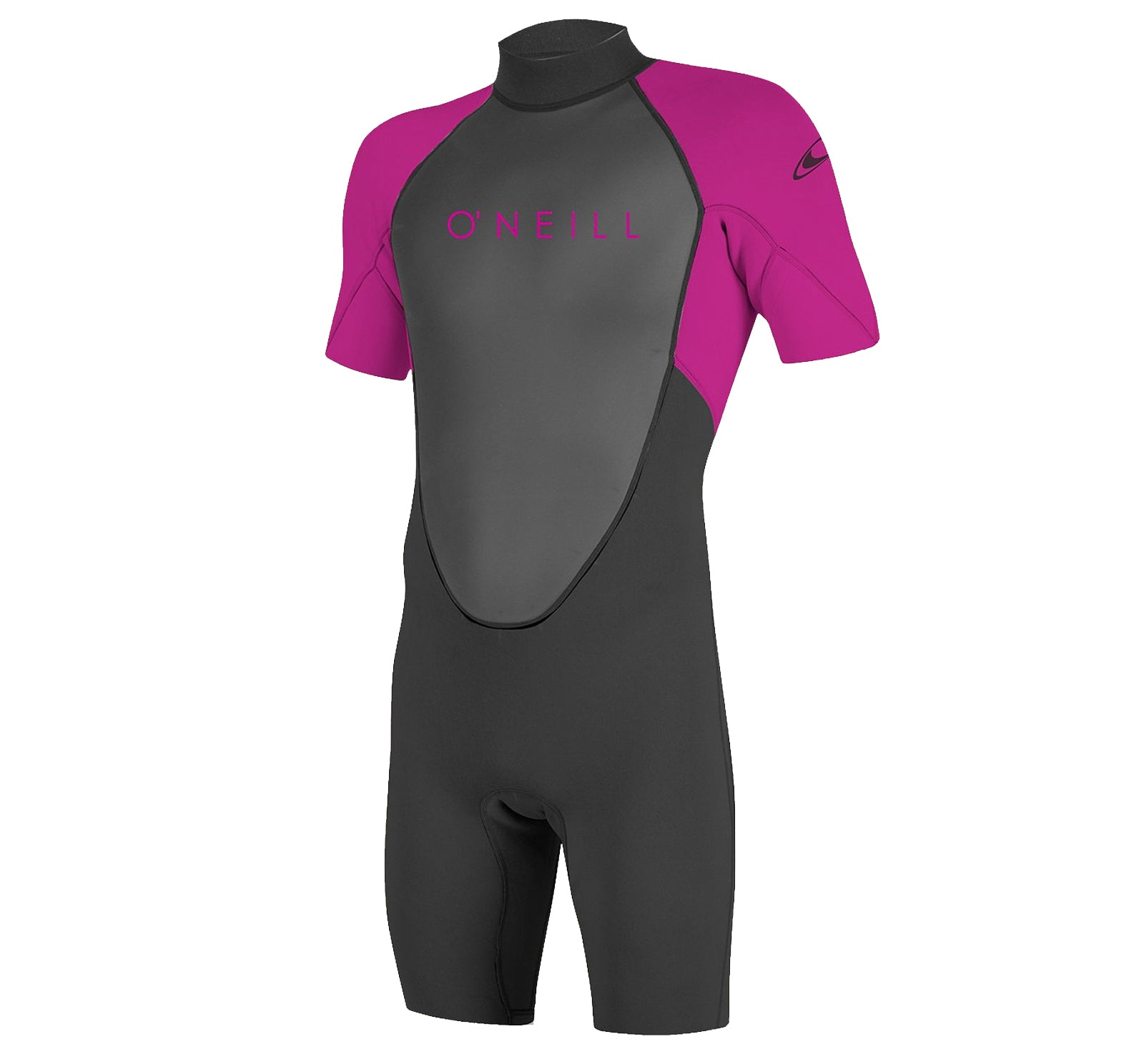 O'Neill Reactor 2mm Youth Back Zip Springsuit Wetsuit
