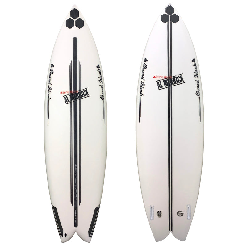 Channel Islands FishBeard Spine-Tek Surfboard
