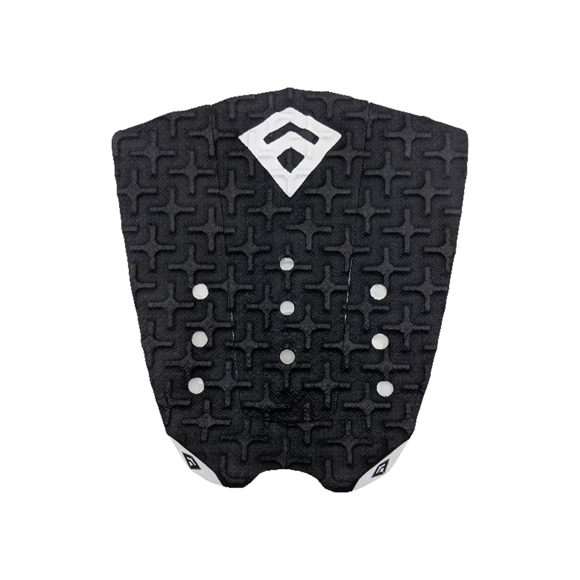 Freak Phantom Flare Traction Pad - Black/White
