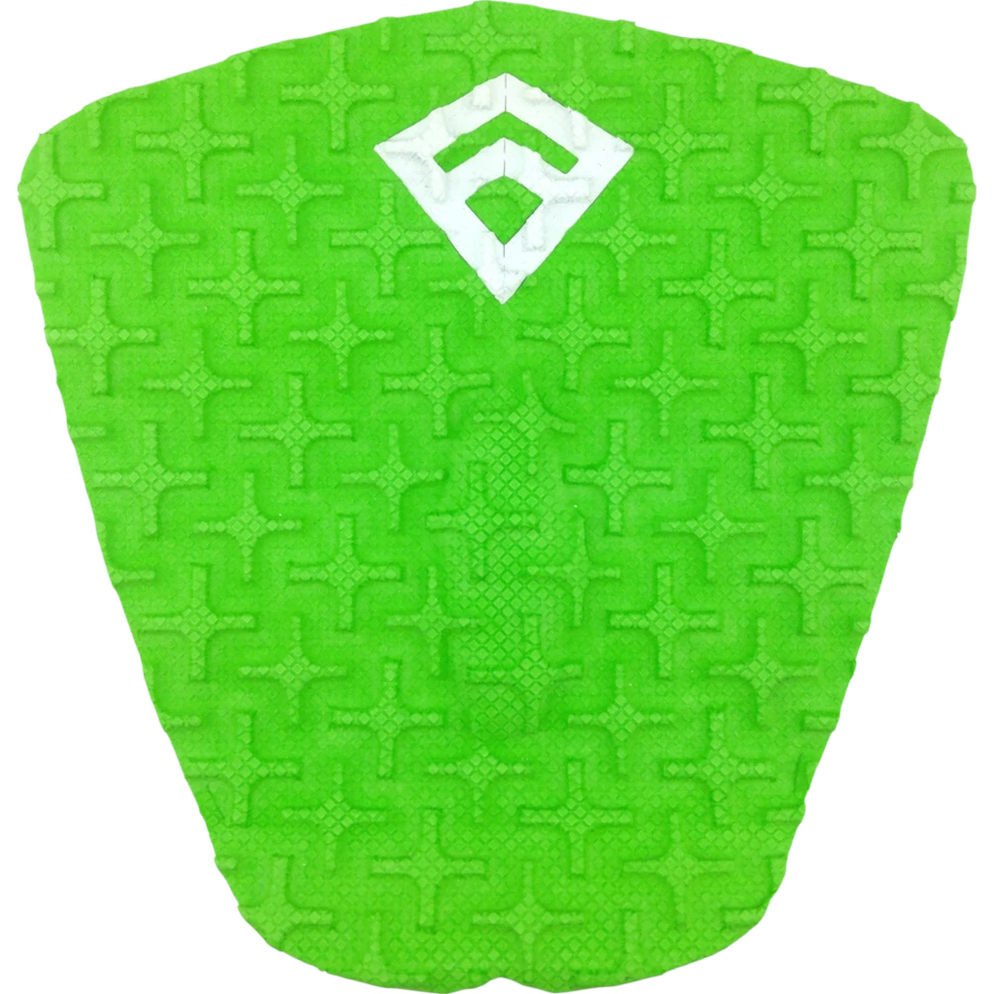 Freak Peter Mendia II 1-Piece Flat Traction Pad - Green/White