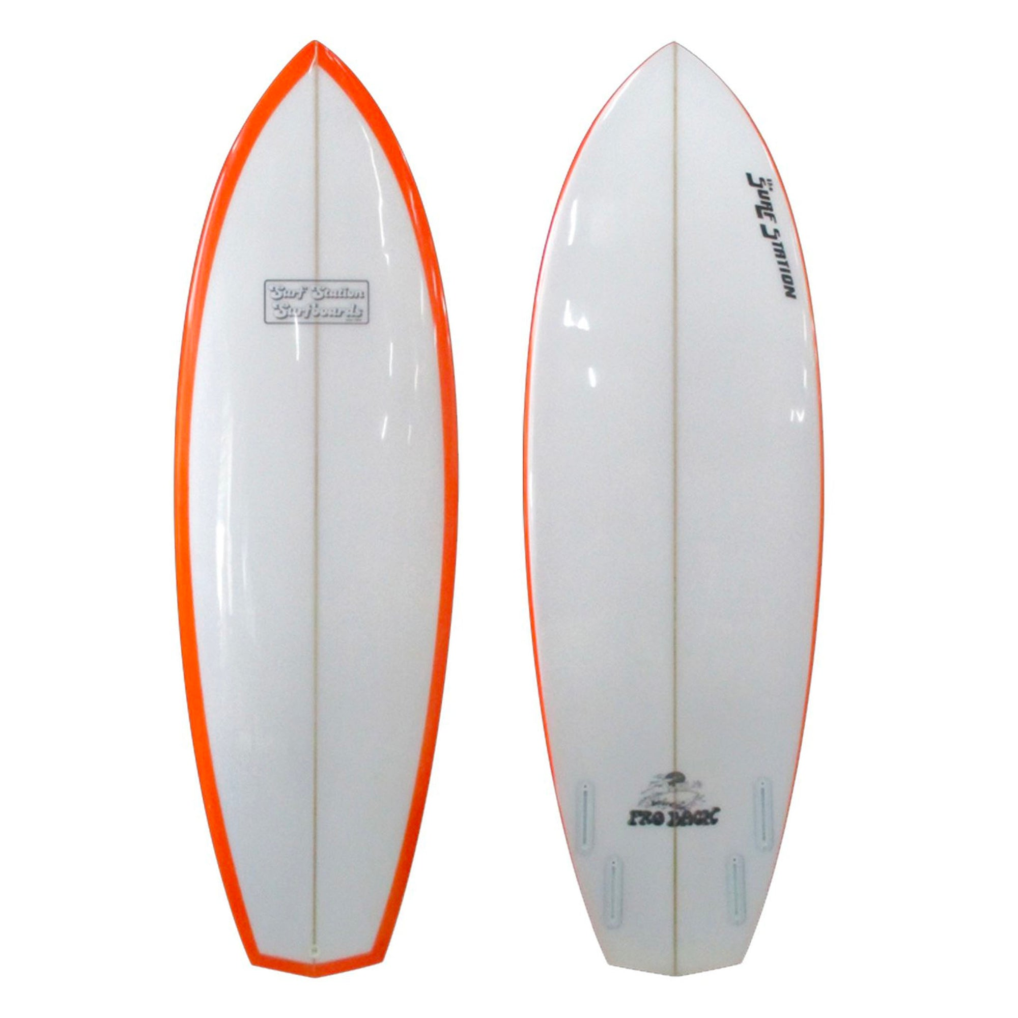 Surf Station Fro Back Surfboard - Diamond