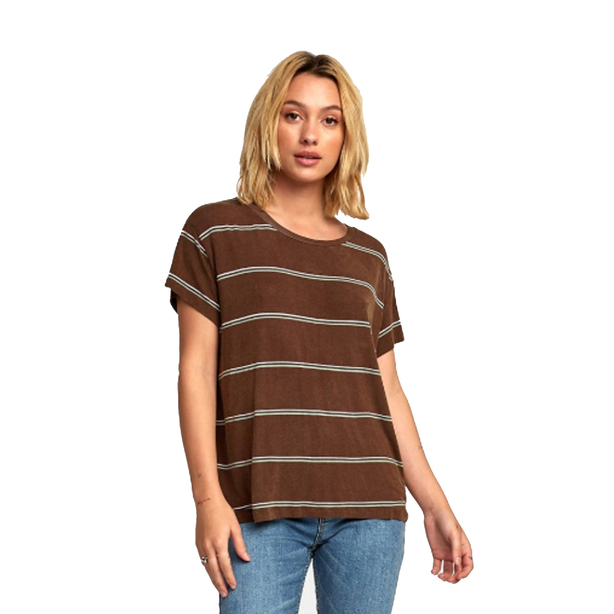 RVCA Recess 2 Women's S/S T-Shirt