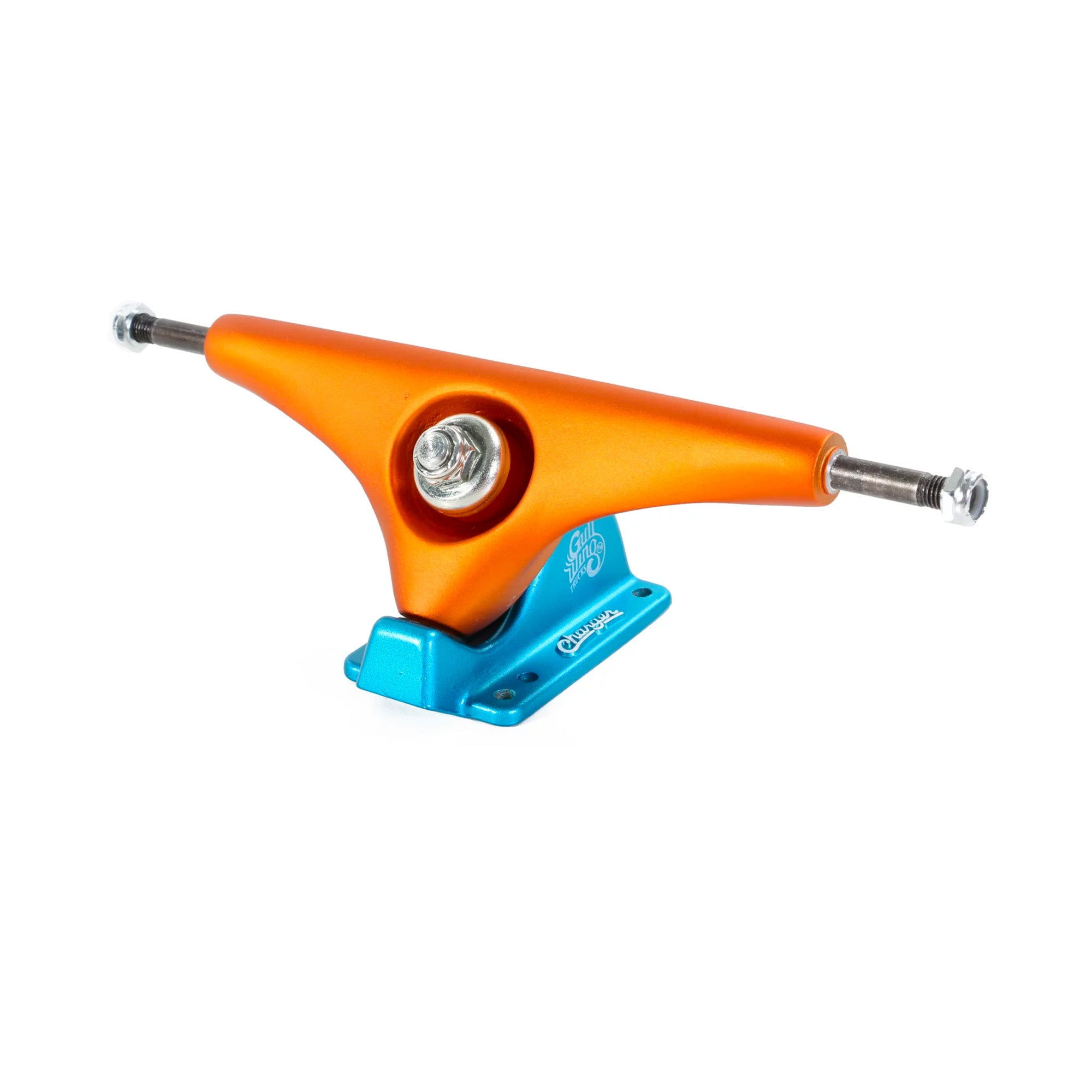 Gullwing Charger 10.0 Truck - Silver/Orange/Blue 50 Degrees