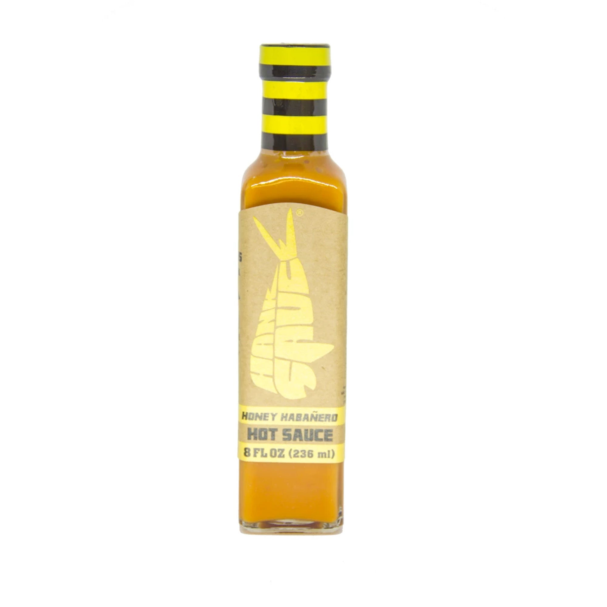 Hank Sauce Honey Habanero Hot Sauce - 8oz