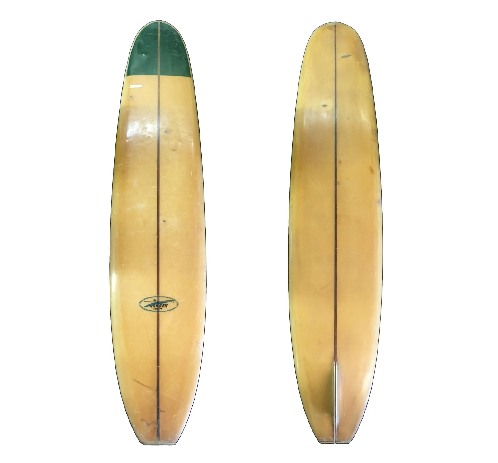 Hansen 9'10 Collector Surfboard