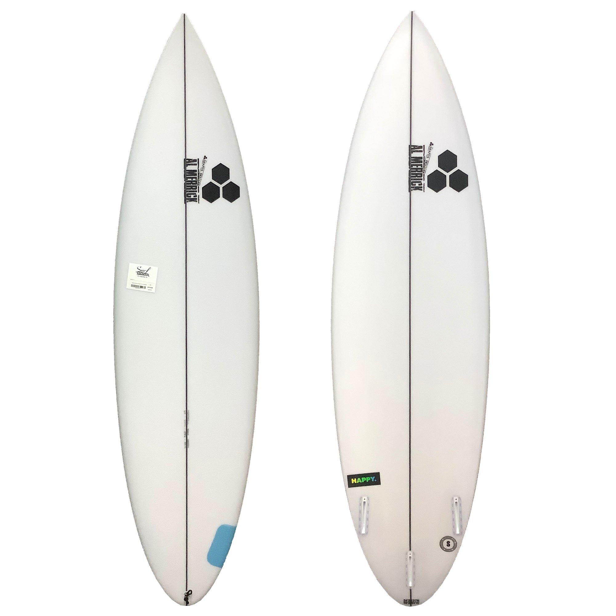 Channel Islands Happy Step-Up Surfboard - Futures