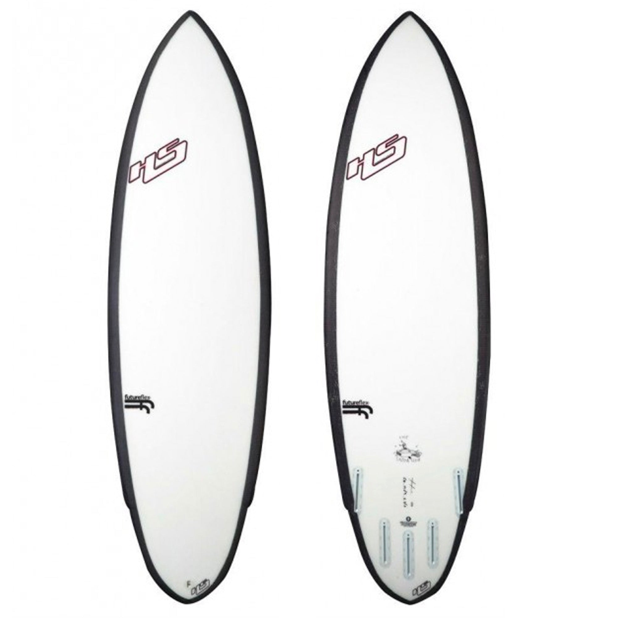 Hayden Shape Shred Sled Surfboard