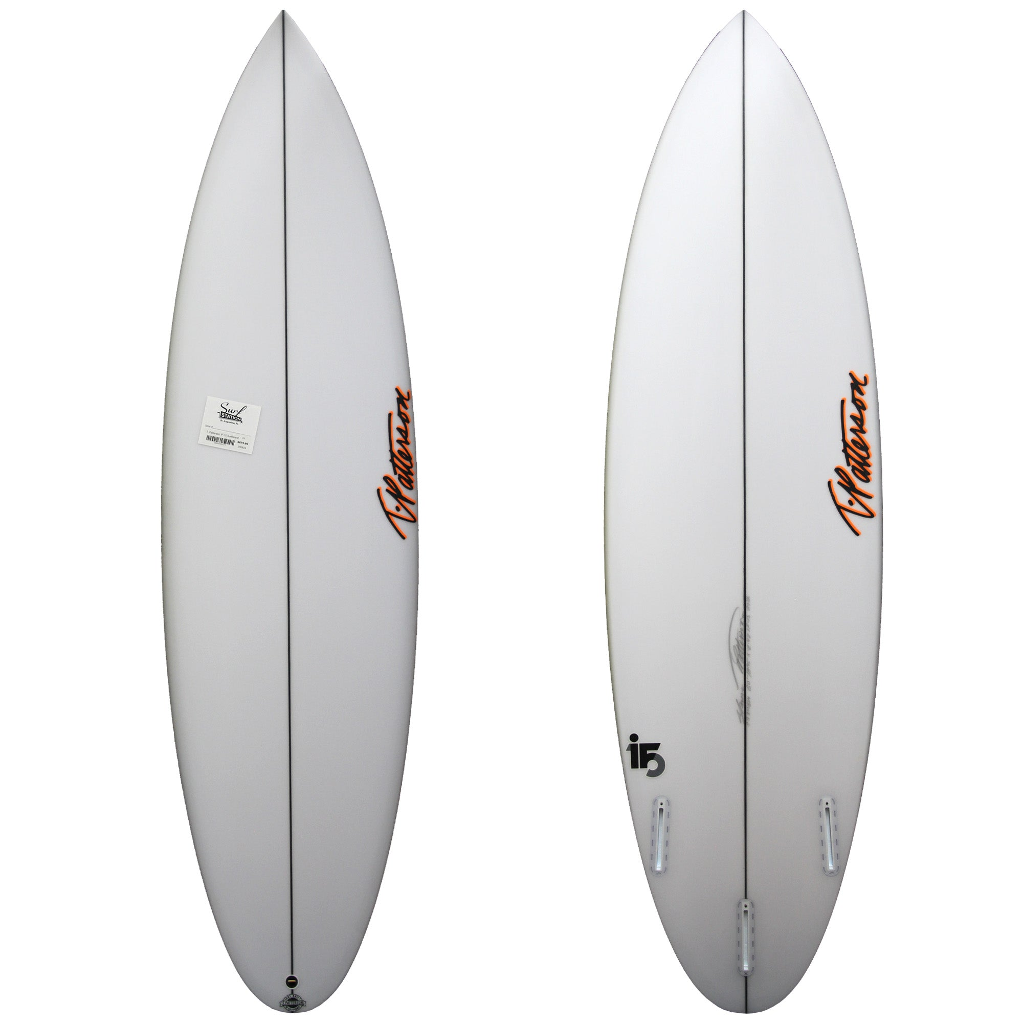 T. Patterson IF-15 Surfboard - Futures