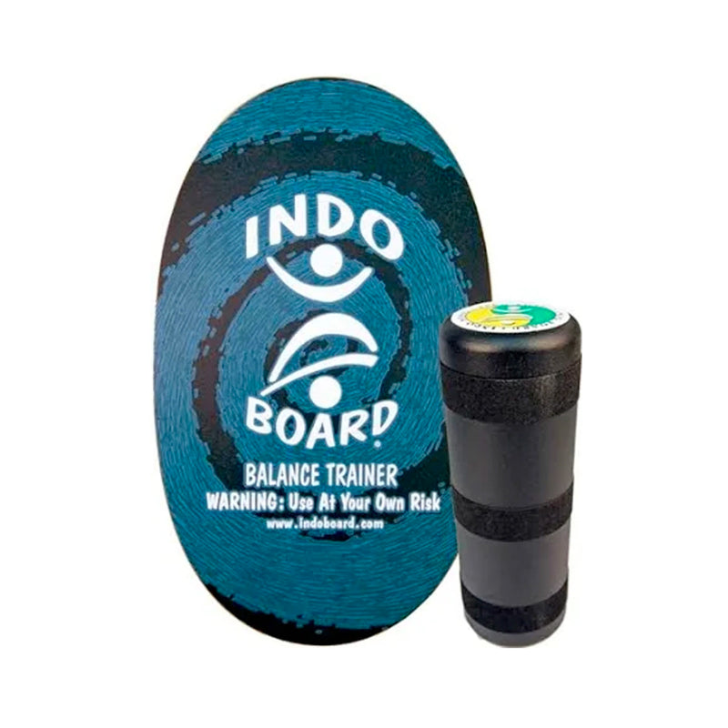 Indo Board Original Deck and Roller Kit - Blue