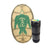 Indo Board Original Deck and Roller Kit - Sea Turtle