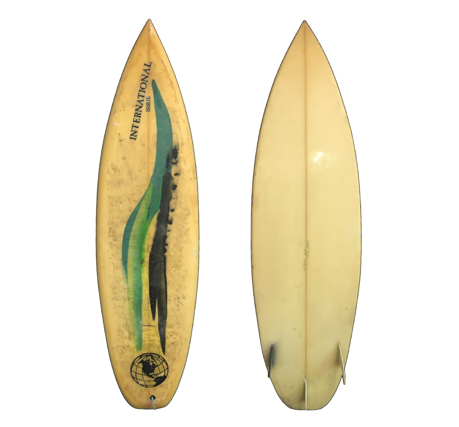 International Issue 6'2 Collector Surfboard