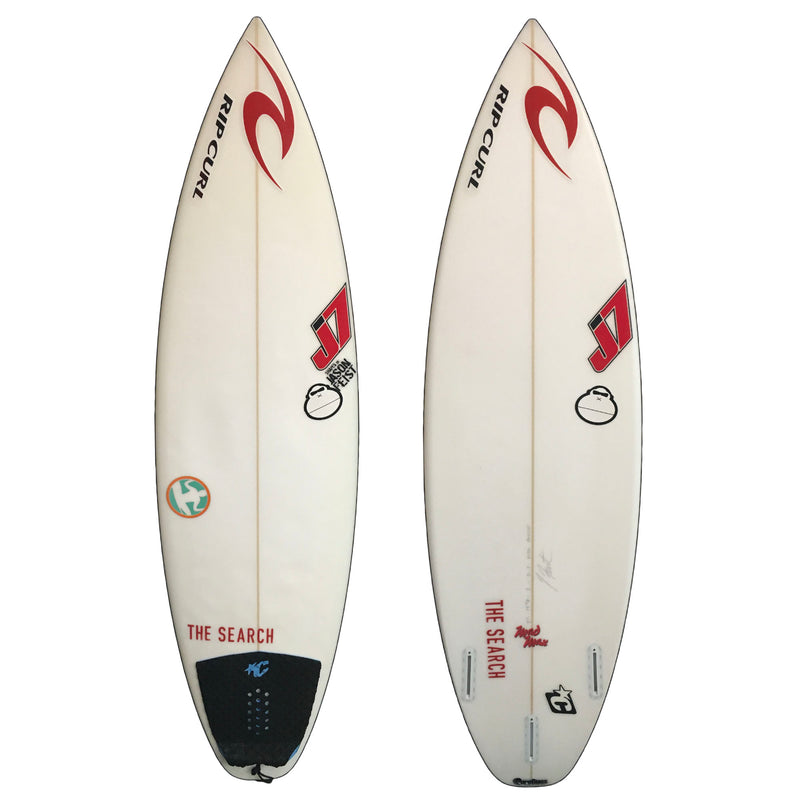 J7 Mad Max Squash Tail 5'7 Used Surfboard