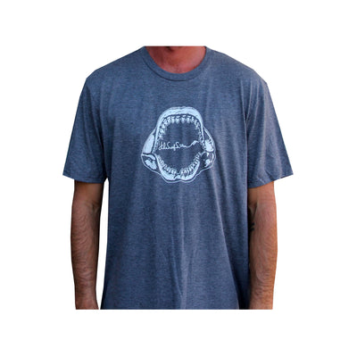 Surf Station Jaws Men's S/S T-Shirt