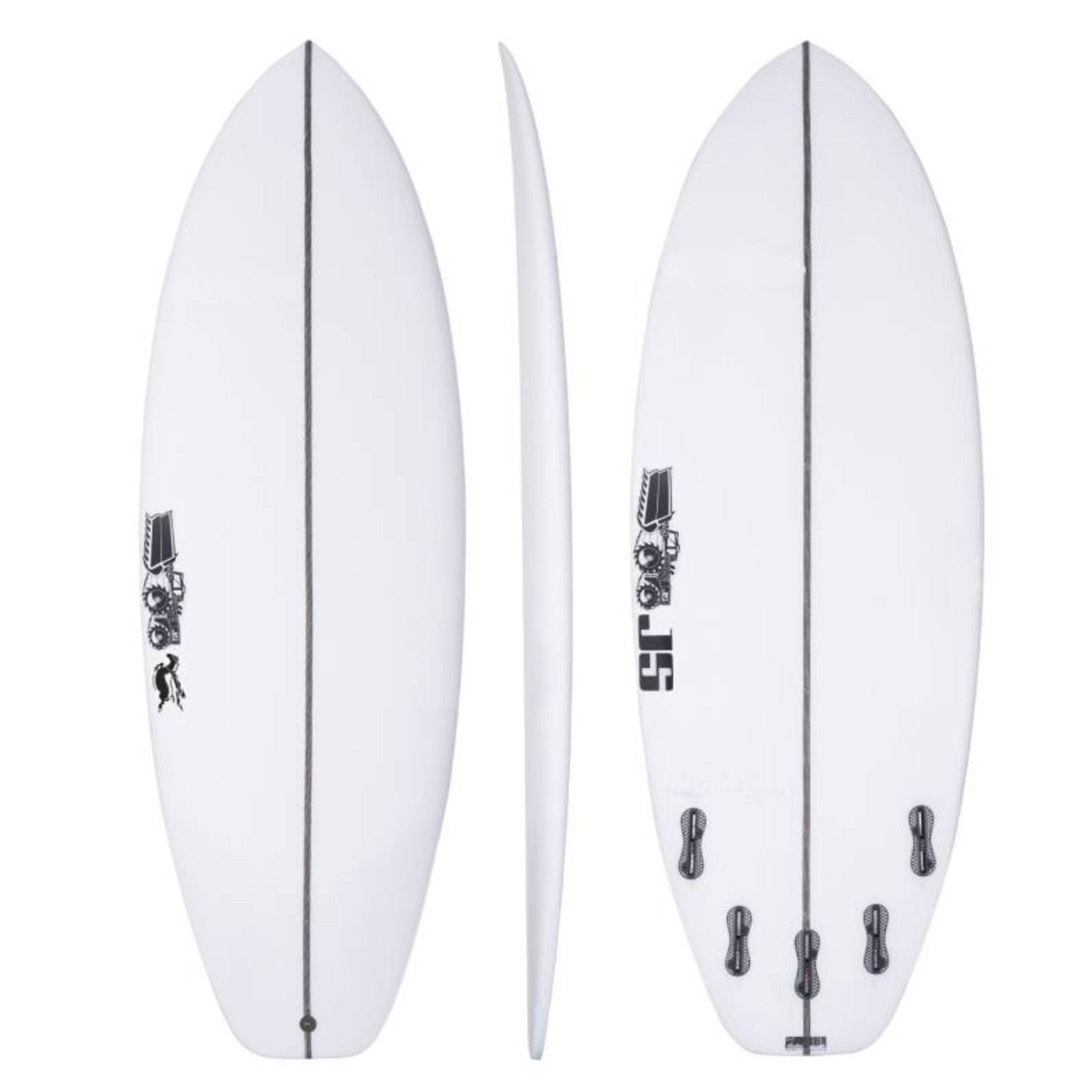 JS Flaming Pony Surfboard