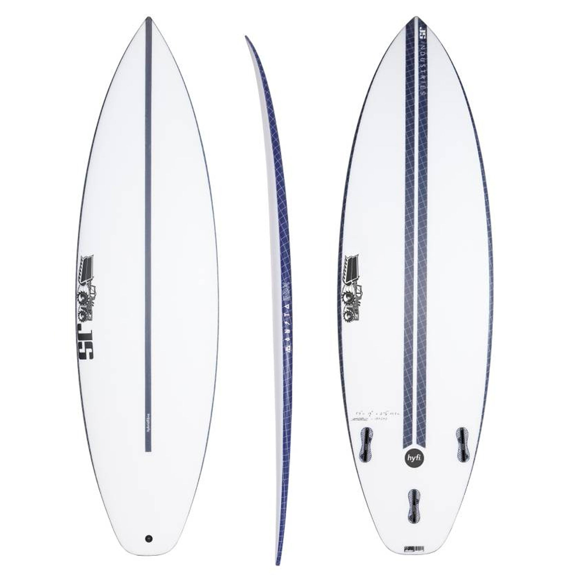 JS Monsta Box Surfboard - HYFI