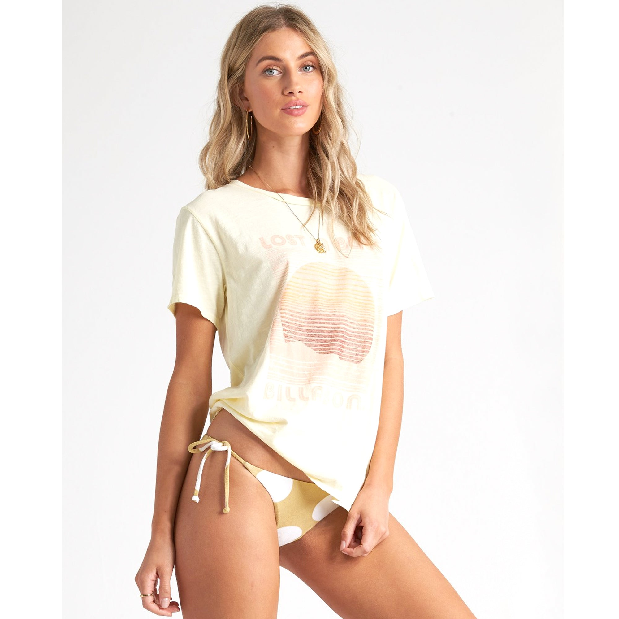 Billabong Lost In Adventure Women's S/S T-Shirt