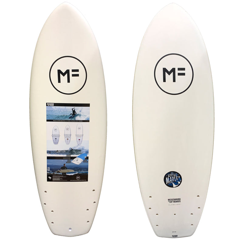 Mick Fanning Little Marley Surfboard - Soft