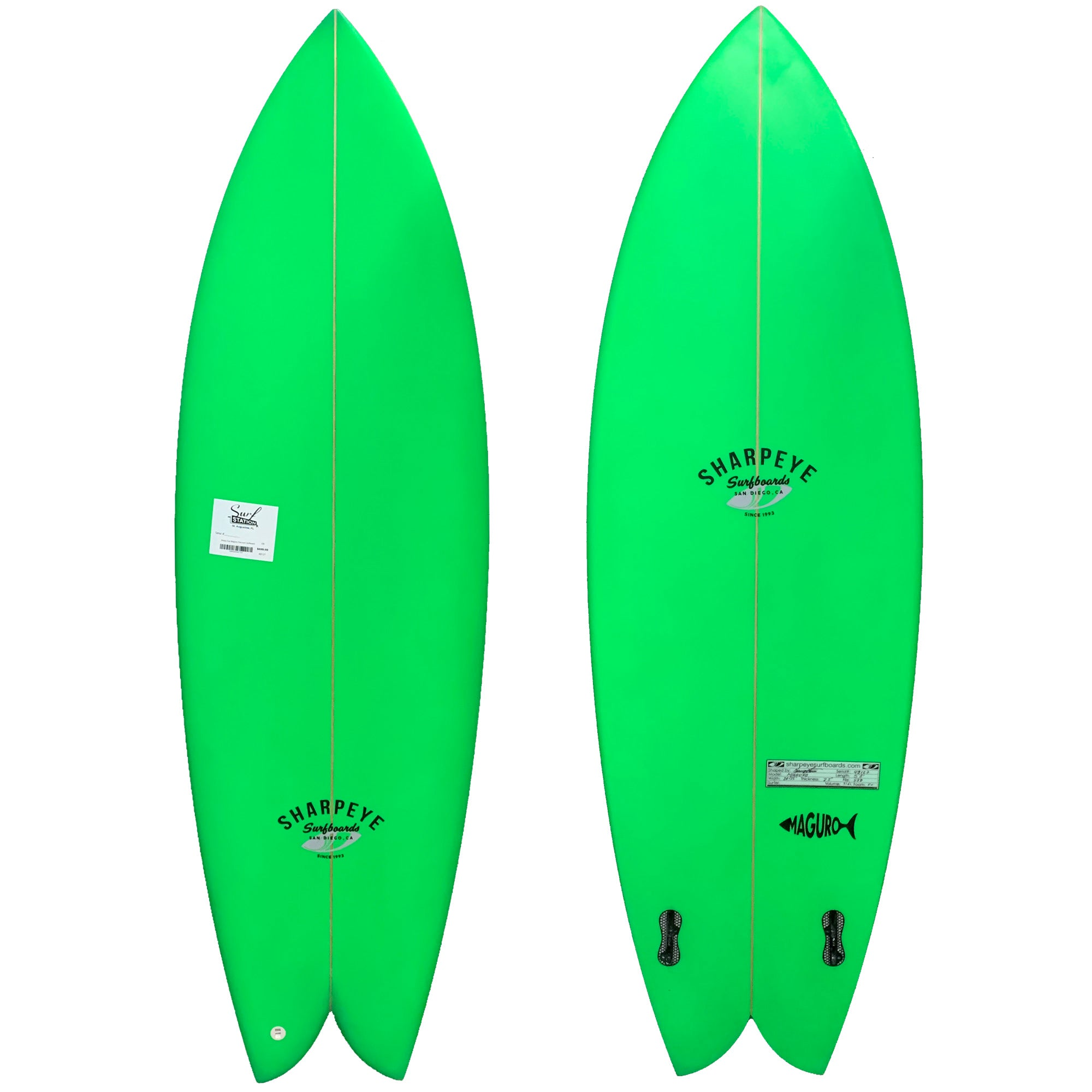 Sharp Eye Maguro Discount Surfboard