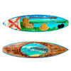 Stewart Maxcy Matanzas Original Art Collector Surfboard