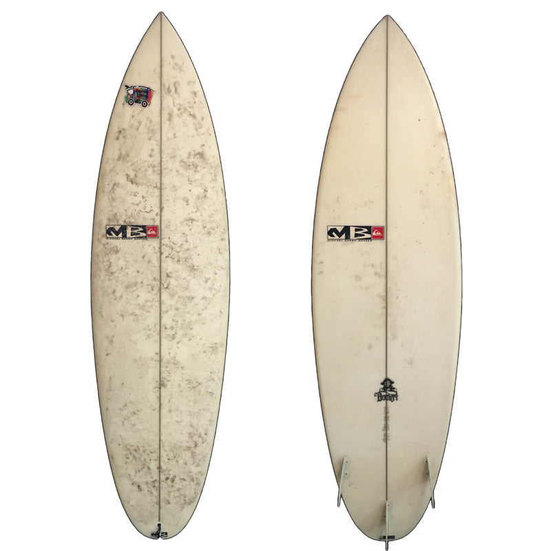 Michael Baron Shapes Bounty 6'4 Used Surfboard