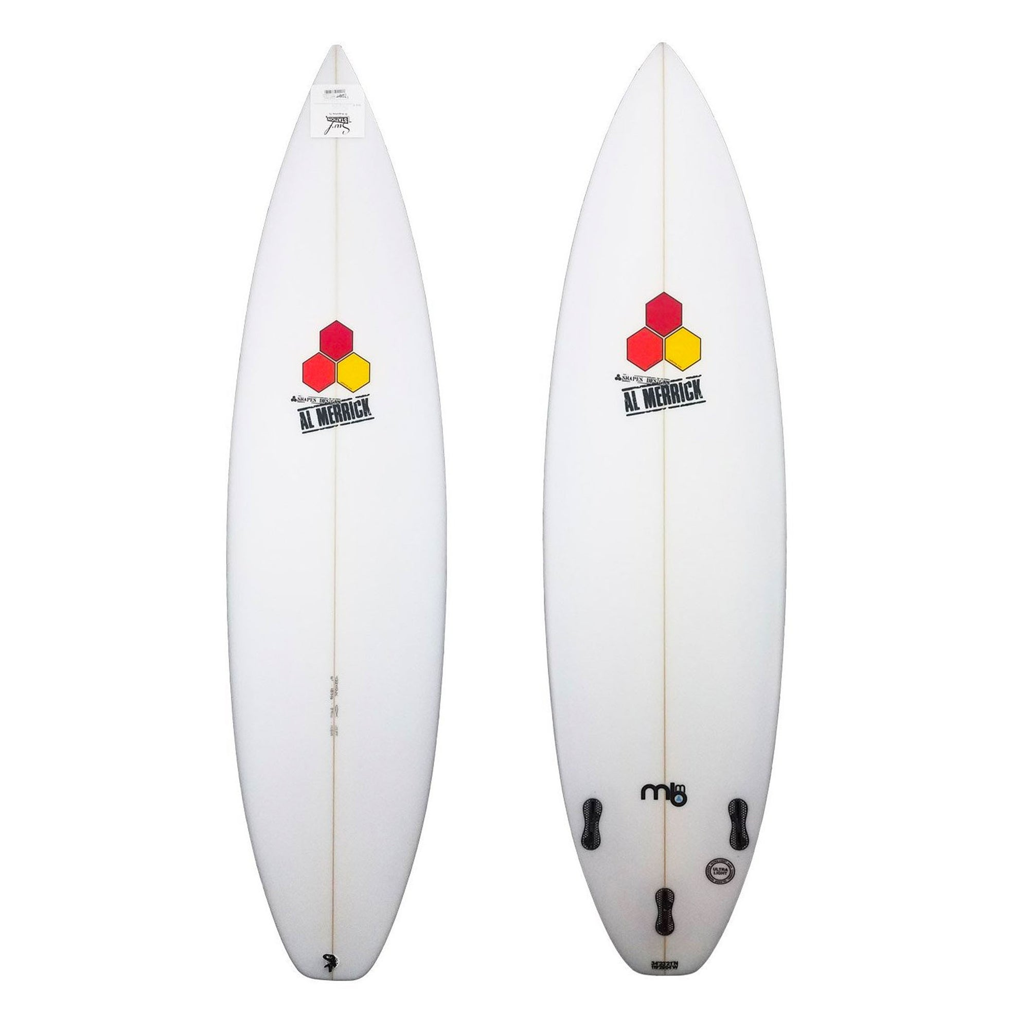 Channel Islands MBM Surfboard