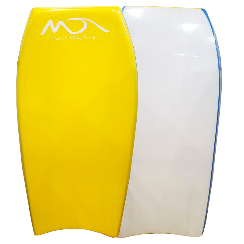 "Michael Dolsey 42"" Bodyboard - Yellow"