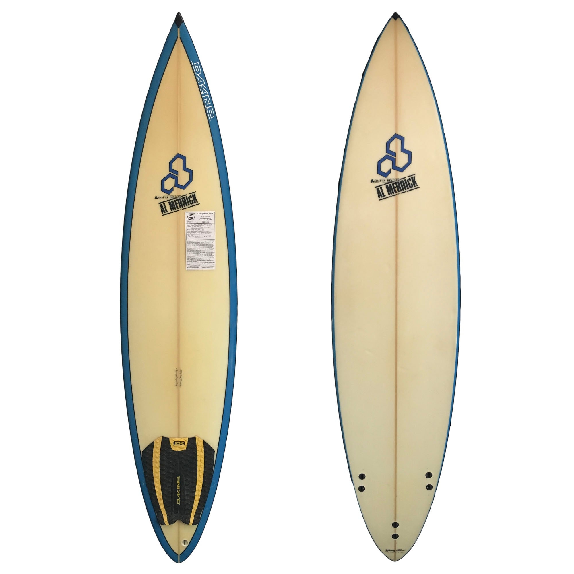 Channel Islands MSG 7'0 Used Surfboard