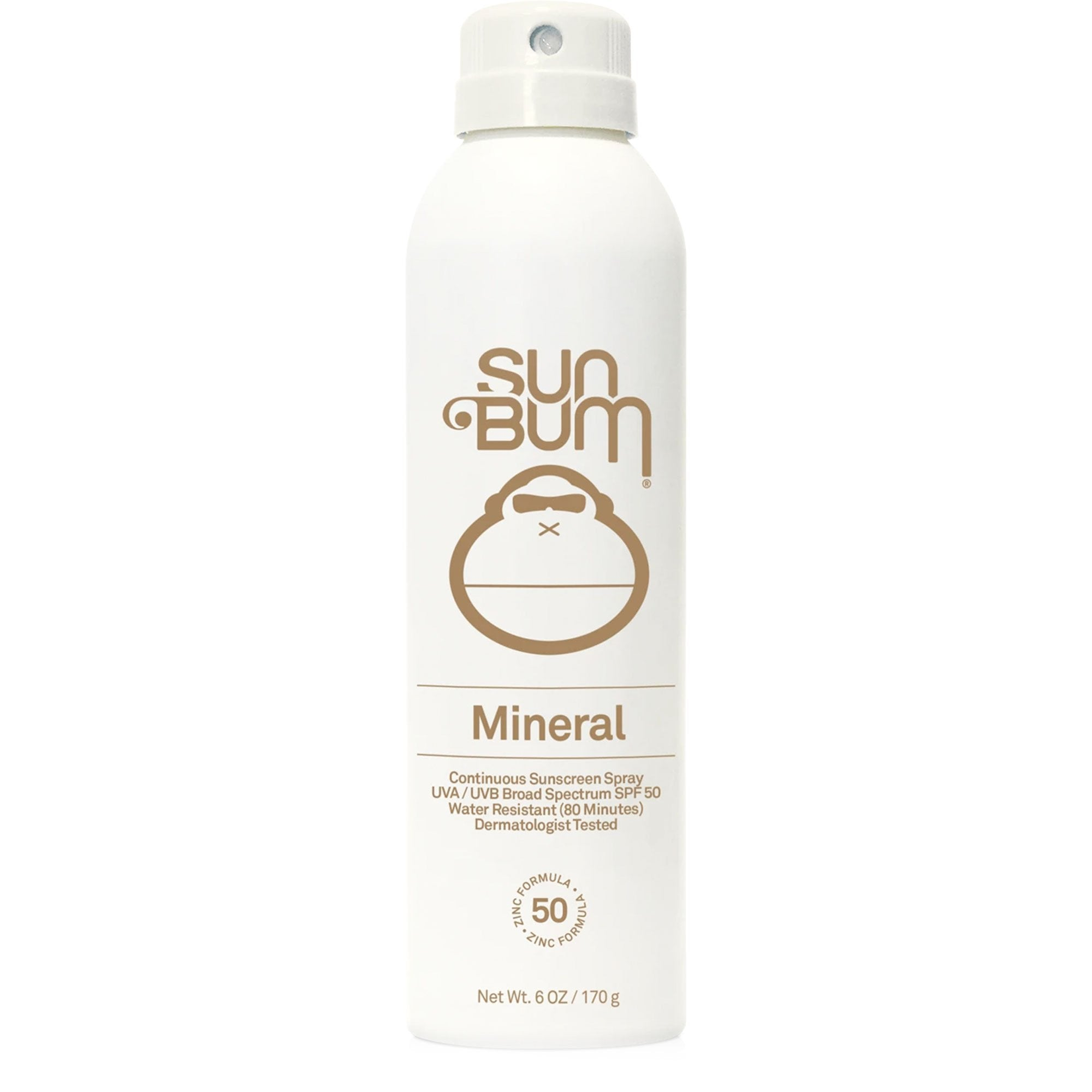 Sun Bum Mineral Sunscreen Spray - SPF 50