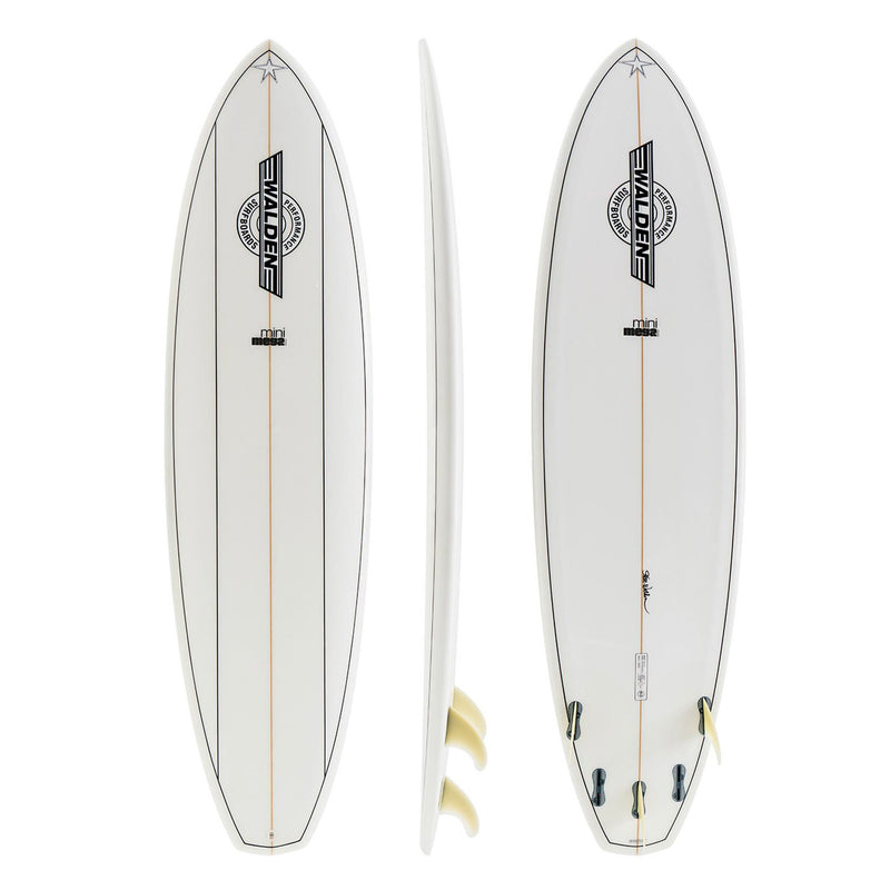 Walden Mini Mega Magic 2 Surfboard - SLX