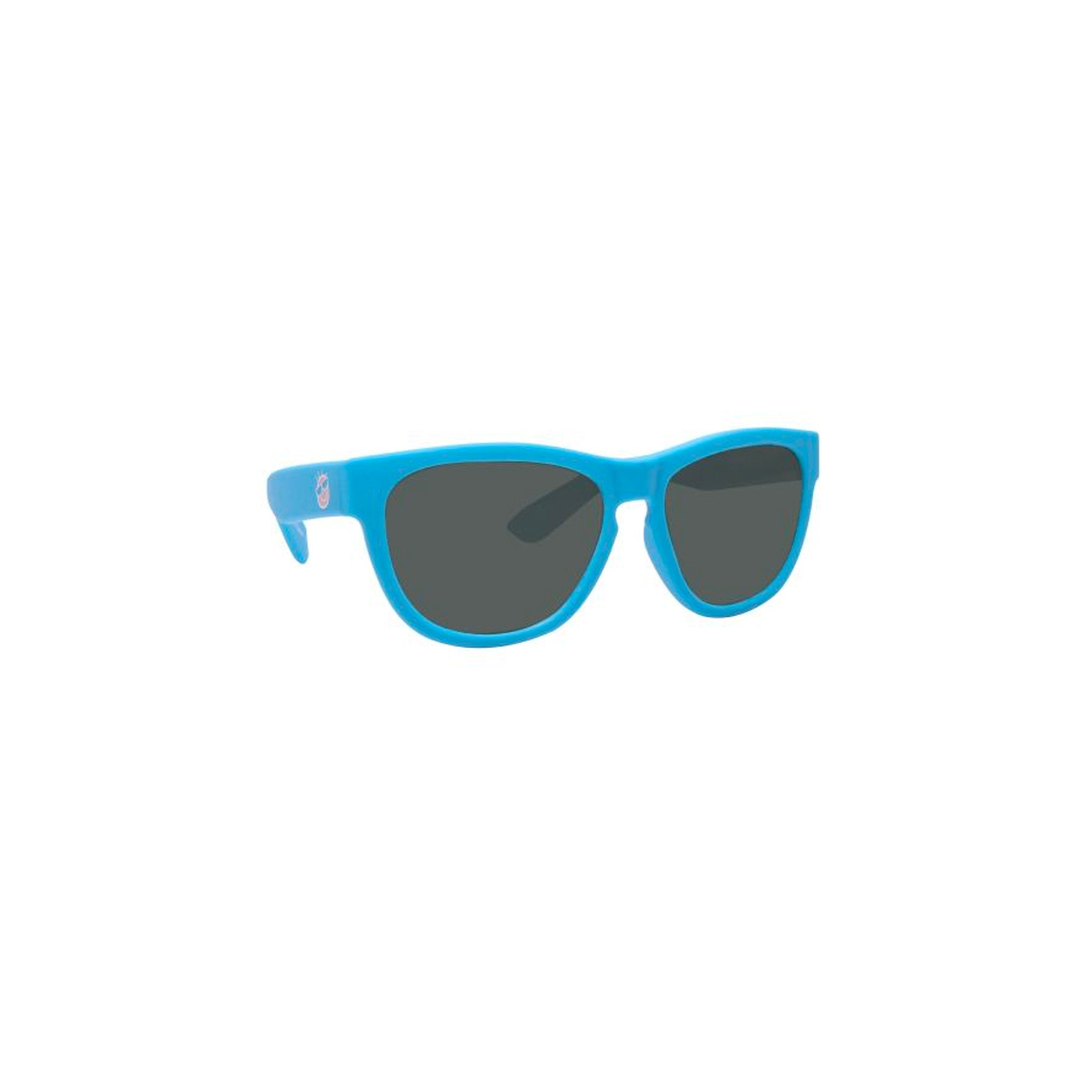 Mini Shades Classic Kid's Polarized Sunglasses (Ages 0-3) - Baby Blue