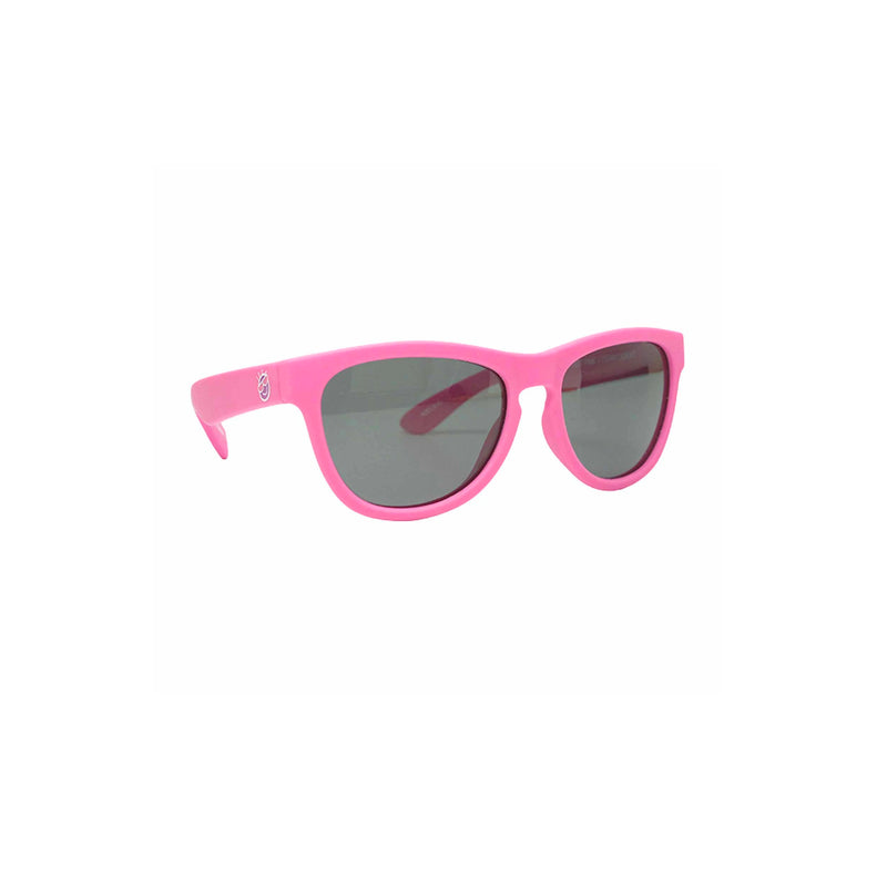 Mini Shades Classic Kid's Polarized Sunglasses (Ages 3-7) - Pink