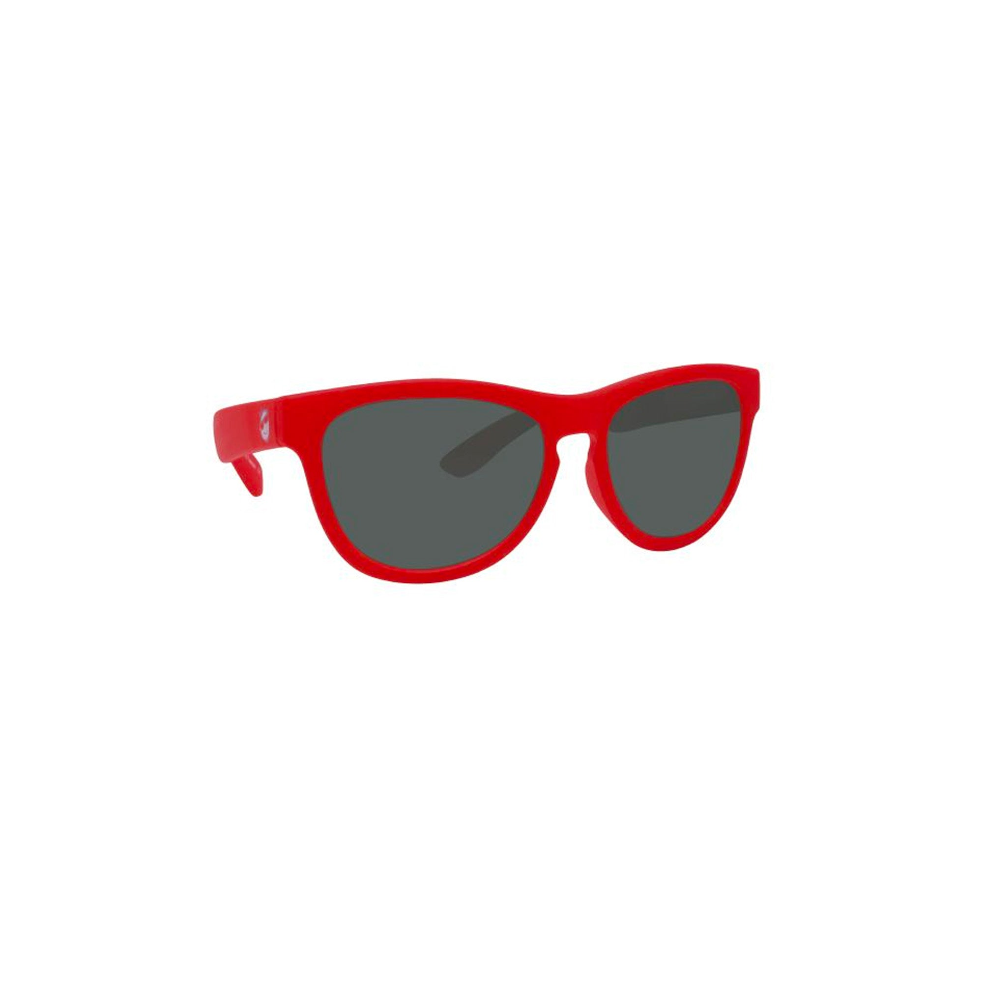 Mini Shades Classic Kid's Polarized Sunglasses (Ages 3-7) - Red Hot