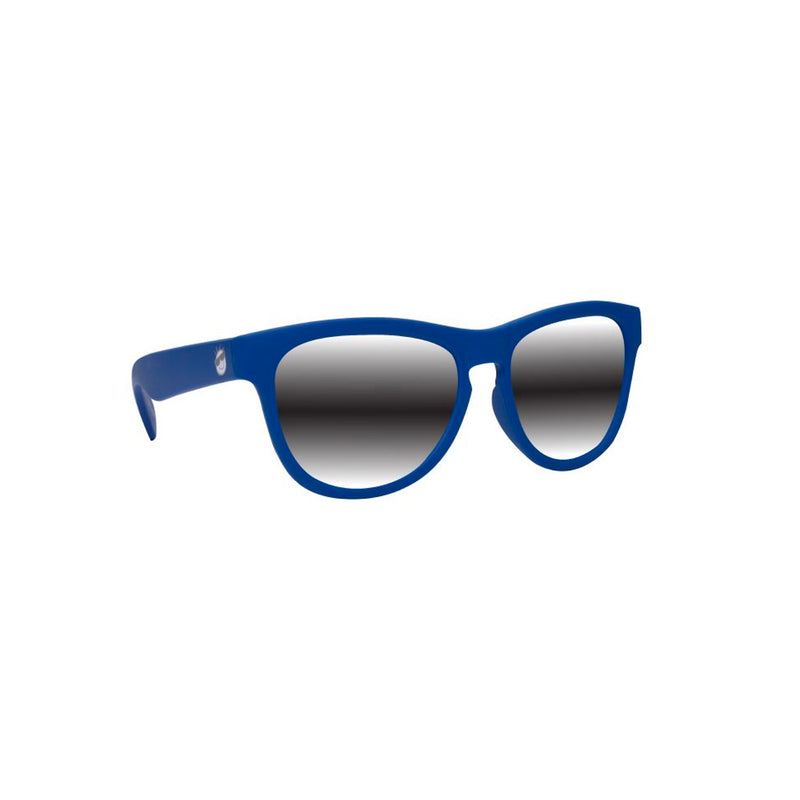 Mini Shades Classic Kid's Polarized Sunglasses (Ages 8-12+) - Cosmic Blue