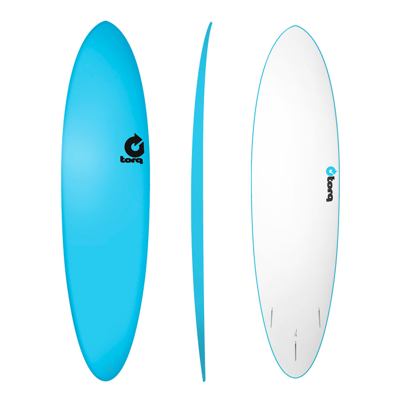 Torq Mod Fun Soft Deck Surfboard