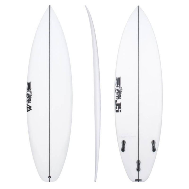 JS Monsta 8 Squash Surfboard