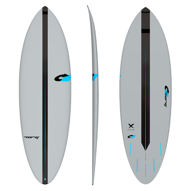 Torq Multiplier Surfboard - ACT