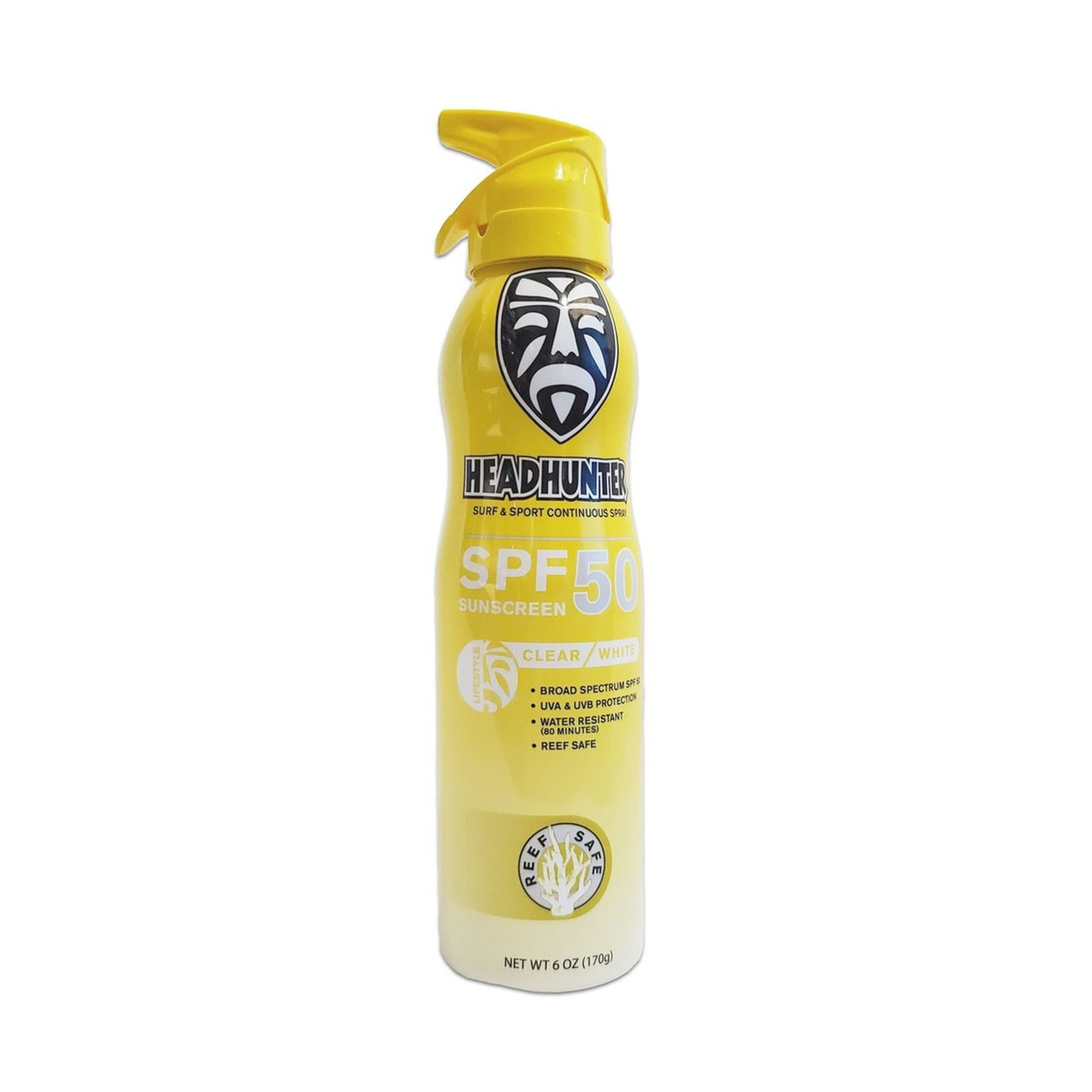 Headhunter Sunscreen Spray - SPF 50