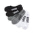 Vans Classic Super No Show Socks 3 Pack