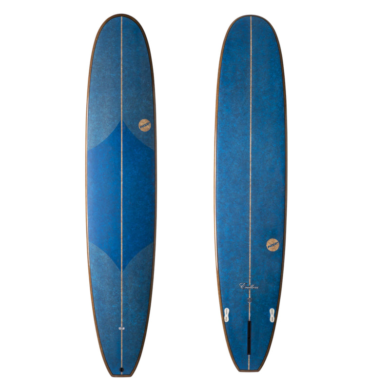 NSP 9'6 Cocoflax Endless Longboard - Blue
