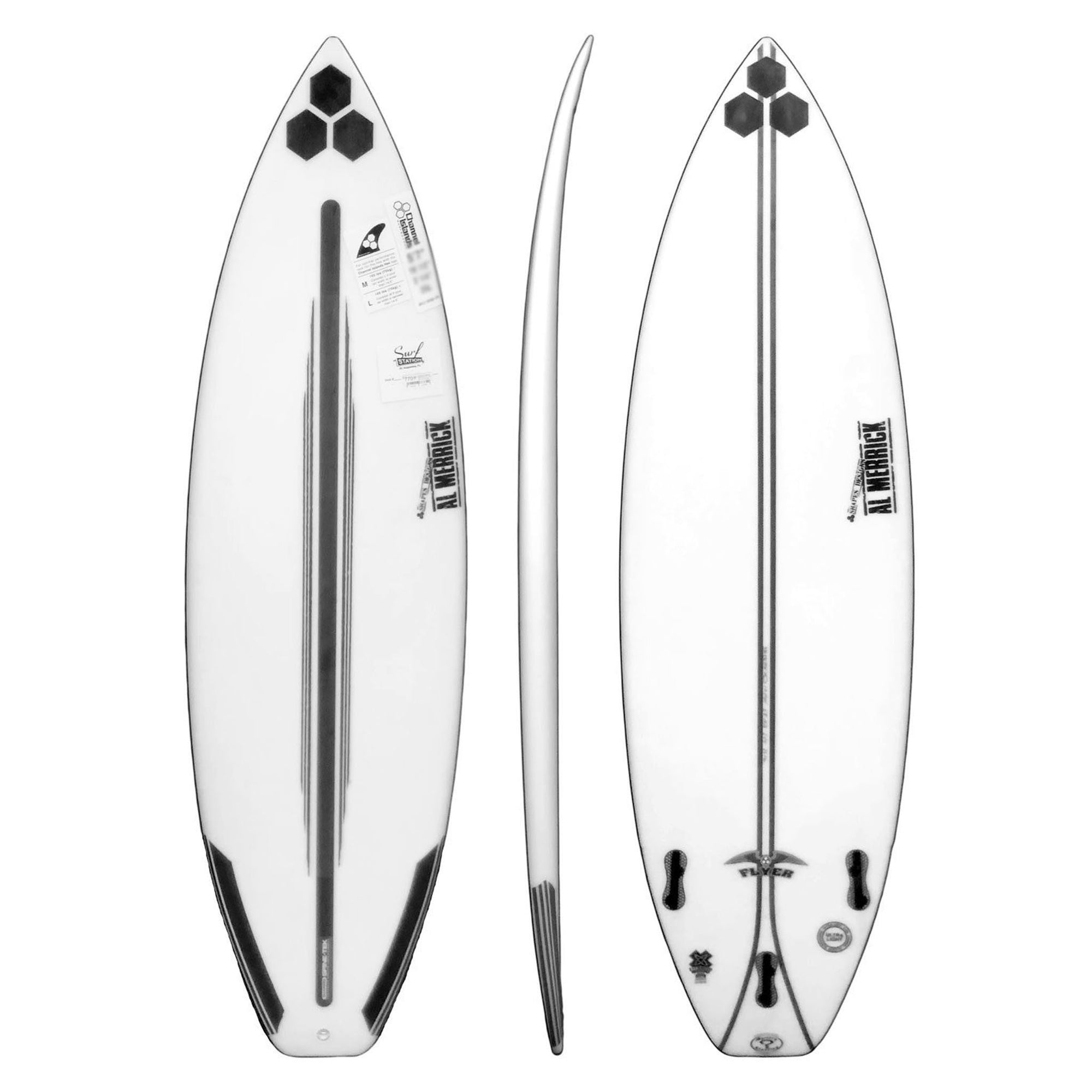Channel Islands OG Flyer Spine-Tek Discount Surfboard