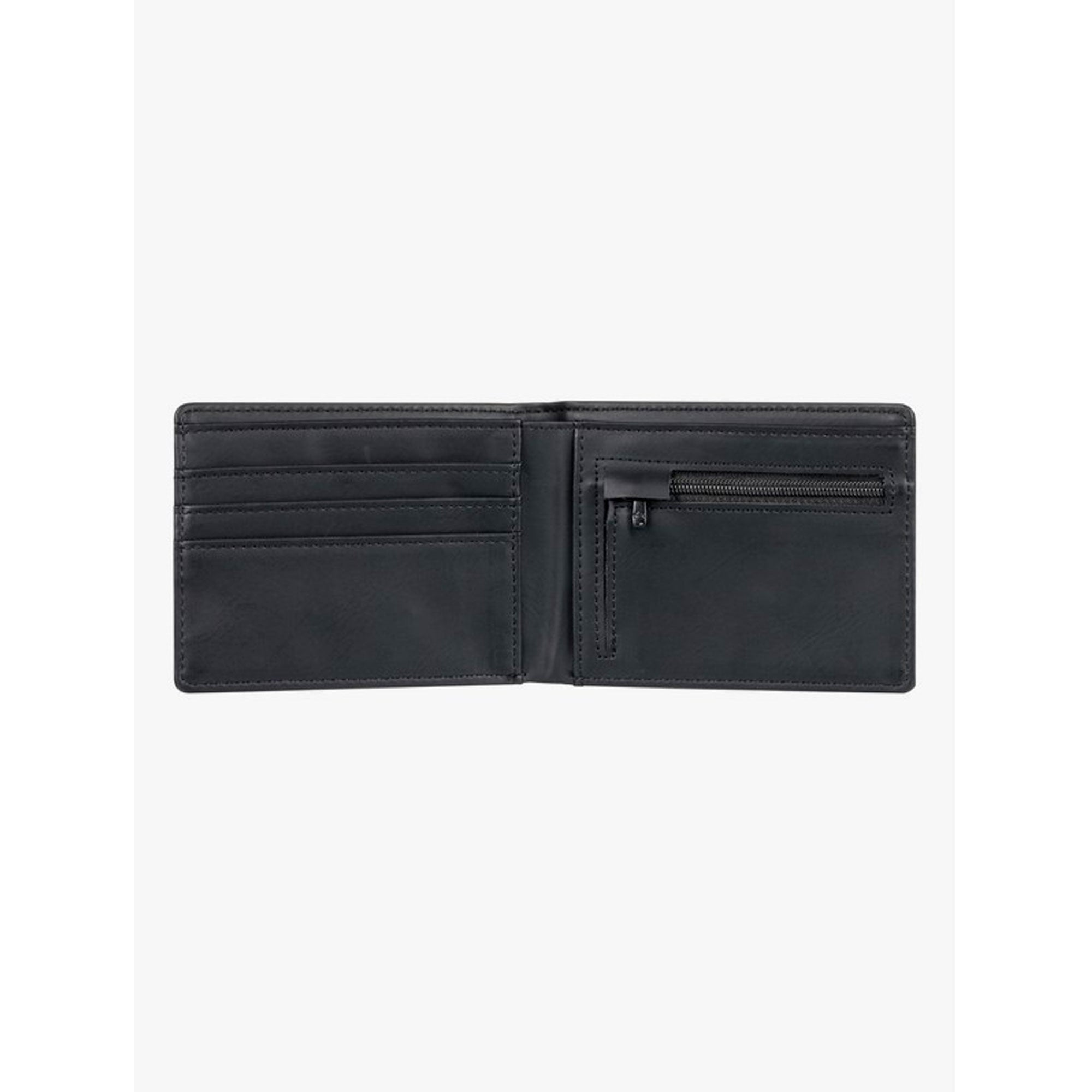 Quiksilver Slim Vintage Men's Wallet - Black