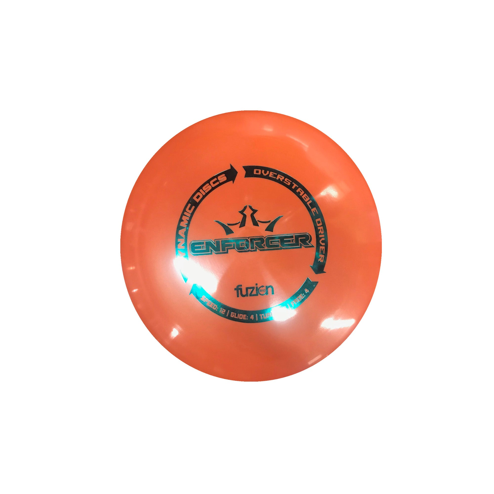 Dynamic Discs BioFuzion Escape Fairway Driver Disc